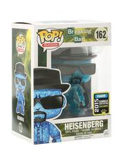 Breaking Bad Blue Meth Heisenberg Summer Convention Exclusive Pop Vinyl Figure
