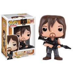 The Walking Dead Daryl Dixon with Rocket Launcher Pop! Vinyl Figure