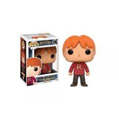 Harry Potter Ron Weasley Sweater Hot Topic Exclusive Pop Vinyl Figure