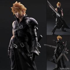 Final Fantasy VII - Advent Children Series 02 - Play Arts Kai - Cloud Strife