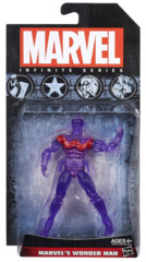 Marvel Infinite Series Wonder Man 3 3/4-Inch Action Figure