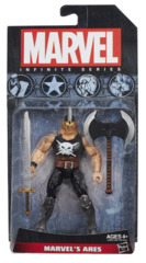 Marvel Infinite Series Ares 3 3/4-Inch Action Figure