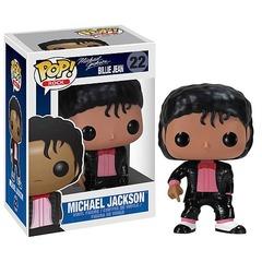 Rock Micheal Jackson Billie Jean Pop Vinyl Figure