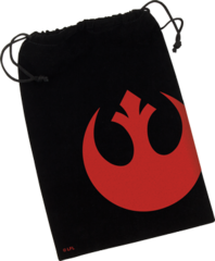 Star Wars Rebel Alliance Dice Bag