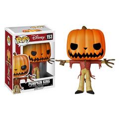Nightmare Before Christmas Jack the Pumpkin King Pop! Vinyl Figure