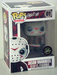 Friday the 13th GID Jason Voorhees Chase Pop Vinyl Figure