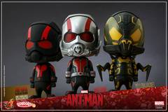 Ant-Man Cosbaby Series - Set of 3