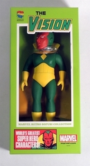 Marvel Retro Sofubi Collection The Vision Action Figure