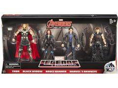 Avengers Age of Ultron Marvel Legends Four Pack Exclusive