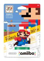 Nintendo Modern Color 30th Anniversary Super Mario Amiibo Figure