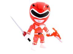 Loyal Subjects SDCC 2015 Exclusive Red Ranger Crystal Edition Mini Figure