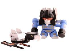 Loyal Subjects SDCC 2015 Exclusive Blue Rumble With Laserbeak Mini Two Pack