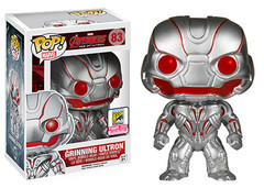 Marvel Avengers Age of Ultron Grinning Ultron Summer Convention Exclusive Pop Vinyl Figure