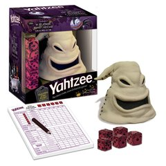 Nightmare Before Christmas Yahtzee: Oogie Boogie LIMITED EDITION