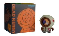 South Park Kidrobot GID Dead Kenny NYCC Exclusive 3