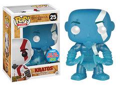 God of War Blue Kratos NYCC Exclusive Pop Vinyl Figure