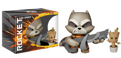 Rocket and Groot Super Deluxe Vinyl
