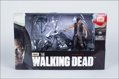 The Walking Dead McFarlane Series 5 Daryl Dixon with Chopper Action Figure