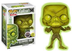 Fallout GID Glowing One GameStop Exclusive Pop Vinyl Figure