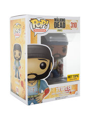 The Walking Dead Bloody Tyreese Hot Topic Exclusive Pop Vinyl 152