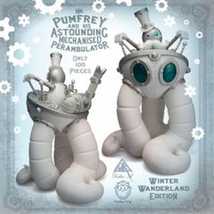 Doktor A. x Munky King – Winter Wanderland Edition Exclusive Figure