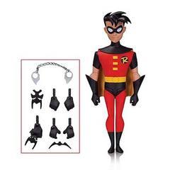 Batman: The Animated Series New Batman Adventures Robin Action Figure