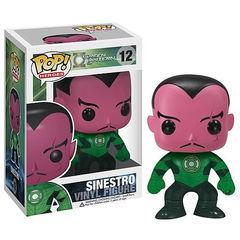Green Lantern Sinestro Pop Vinyl Figure