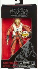 Star Wars Black Series X-Wing Pilot Asty 6 Inch Figure