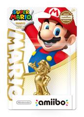 Nintendo Gold Mario Amiibo
