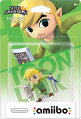 Nintendo Toon Link Amiibo