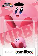 Nintendo Kirby Amiibo