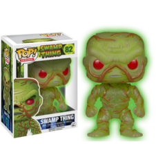 Swamp Thing GID Pop Vinyl Figure