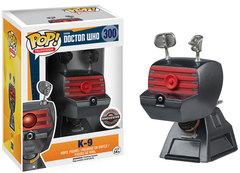Doctor Who K-9 Pop Vinyl Figure