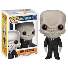 Doctor Who The Silence Pop Vinyl Figure