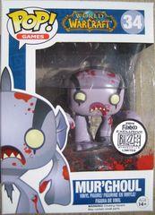 World of Warcraft Mur'Ghoul Pop Vinyl Figure