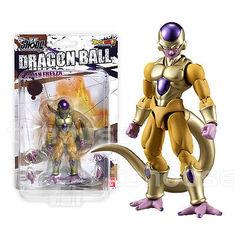 Dragonball Shodo Golden Frieza Action Figure