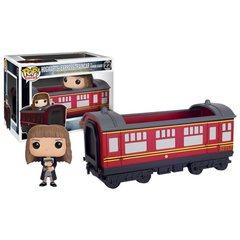 Harry Potter Hogwarts Express Vehicle with Hermione Granger Pop! Vinyl Figure