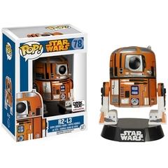 Star Wars R2-L3 Dark Side Exclusive Pop Vinyl FIgure
