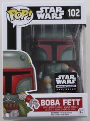 Star Wars Bobba Fett Smuggler's Bounty Exclusive Pop Vinyl Figure