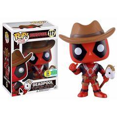 Deadpool Cowboy Deadpool Pop Vinyl Figure