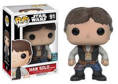 Star Wars Ceremony Han Solo Pop Vinyl Figure