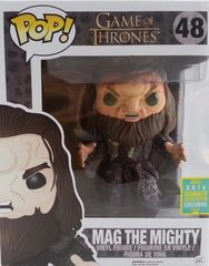 Game of Thrones Mag the Mighty Summer Exclusive Pop Vinyl Figure