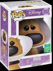 Disney Dug w/ Cone Summer Exclusive Pop Vinyl Figure