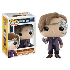 Doctor Who 11th Doctor / Mr. Clever Pop! Vinyl Figure