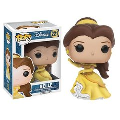 Beauty and the Beast Belle in Gown Pop! Vinyl Figure