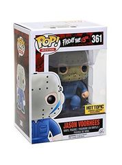 Friday The Thirteenth Jason Voorhees Hot Topic Exclusive Pop Vinyl