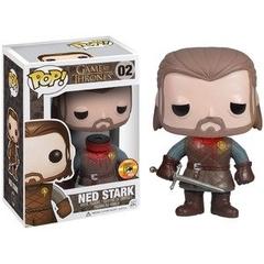 Game of Thrones Headless Ned Stark SDCC Exclusive Pop Vinyl Figure