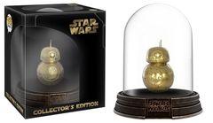 Star Wars Golden BB-8 Star Wars Collectors Edition Exclusive Pop Vinyl Figure