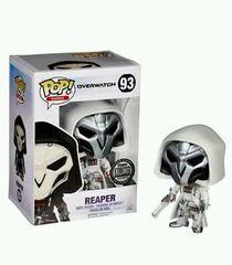 Overwatch White Reaper Blizard Exclusive Pop Vinyl Figure