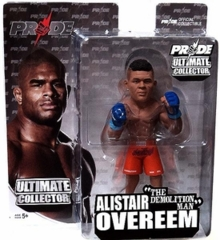 UFC Pride Alistair The Demolition Man Overeem Ultimate Collector Series 10 Figure